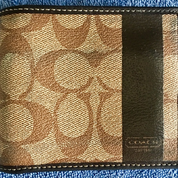 Coach Other - Coach Wallet (Used)